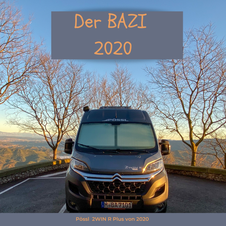 Der Bazi 2020 Wohnmobil zum Mieten